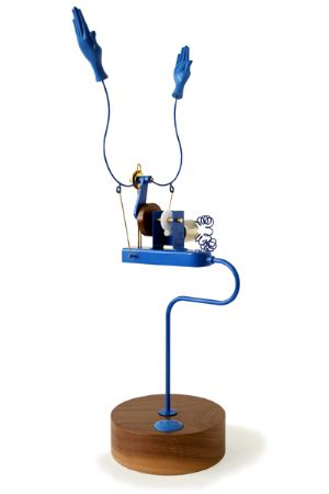 Applause Machine (Meccano Blue)
